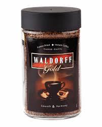 قهوه گلد فوری والدورف
