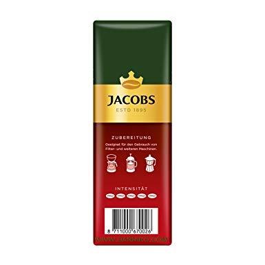 پودر قهوه فرانسه جاکوبز jacobs