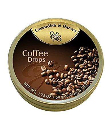 آبنبات قهوه کاوندیش و هاروی
