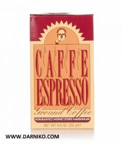 قهوه اسپرسو مهمت افندی ترکیه
