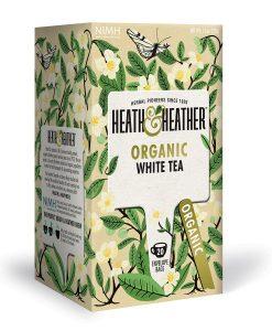دمنوش چای سفید هیث اند هیثر White tea