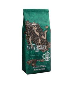 دانه قهوه استارباکس آنیورساری بلند (ترکیب سالگرد) STARBUCKS 2019 ANNIVERSARY BLEND 250g