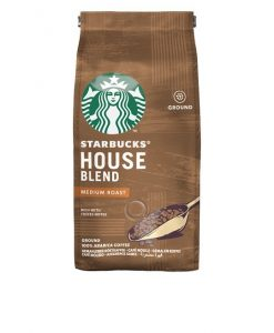 پودر قهوه استارباکس هوس بلند StarBucks HOUSE BLEND