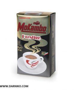 پودر قهوه پرستیژ موکامبوCaffe Mokambo Prestige
