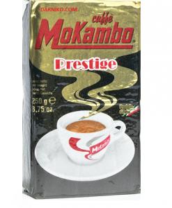 پودر قهوه پرستیژ موکامبوCaffe Mokambo Prestige 250