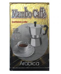 پودر قهوه موکاپات عربیکا مامبو Caffe Mambo Arabica