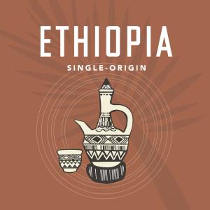 دانه قهوه استارباکس اتیوپی