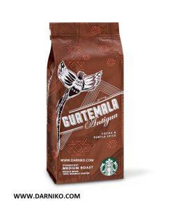 دانه قهوه استارباکس گواتمالا آنتیگوا 250 گرمی StarBucks Guatemala Antigua