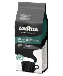 Lavazza Gran Selezione Ground Coffee Blend, Dark Roast