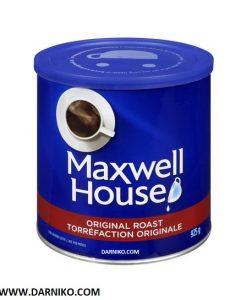 پودر قهوه مکس ول هاوس اورجیینال روستMaxwell House Orginal Roast