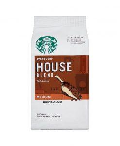 پودر قهوه استارباکس هوس بلند