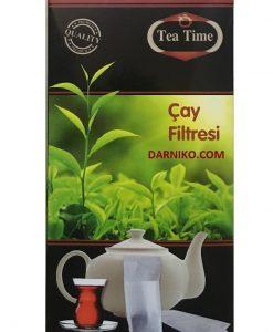 فیلتر کاغذی چای و دمنوش تی تایمTea Time