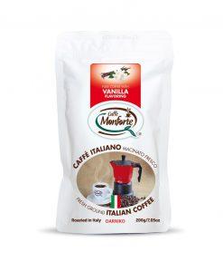 پودر قهوه وانیلی مونفورتهCafe MonForte Vanila Flovoring