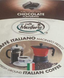 پودر قهوه شکلاتی مونفورتهCafe MonForte Cinnamon Flovoring