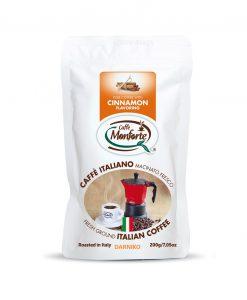 پودر قهوه دارچینی مونفورته