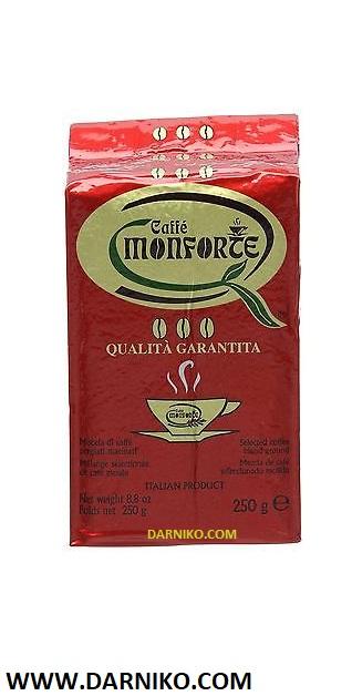پودر قهوه مونفورته کوالیتا گارانتیتا