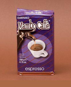 پودر قهوه اسپرسو مامبو MamboCaffe espreso