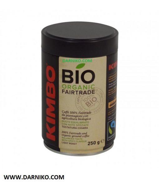 پودر قهوه ارگانیک کیمبو Kimbo Bio Organic