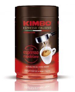پودر قهوه اسپرسو ناپولیتانو کیمبو