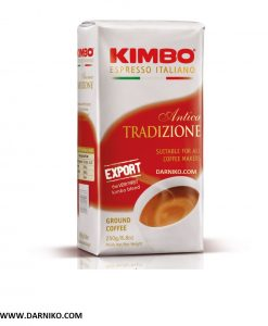 پودر قهوه کیمبو آنتیکا ترادیتزیونه Kimbo Antica TradizioneGround Coffee