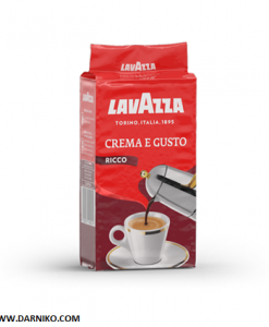 پودر قهوه کرما گوستو ریکو لاواتزا