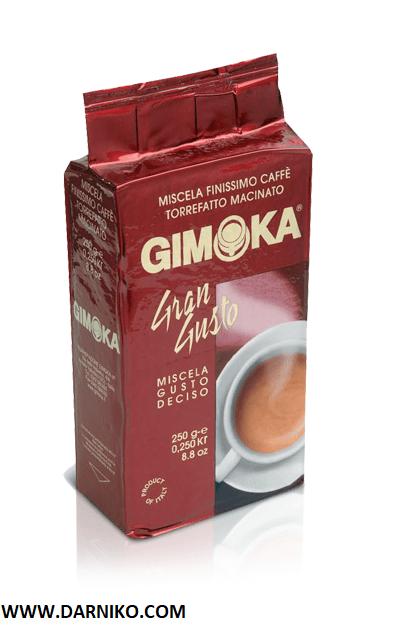 پودر قهوه جیموکا گران گوستو GIMOKA Gran Gusto