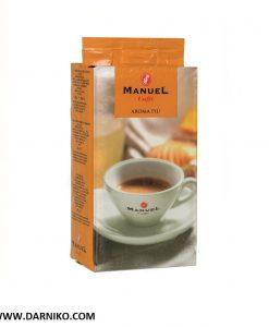 پودر قهوه آروما پیو مانوئل کافه Manuel Caffe Aroma Piu