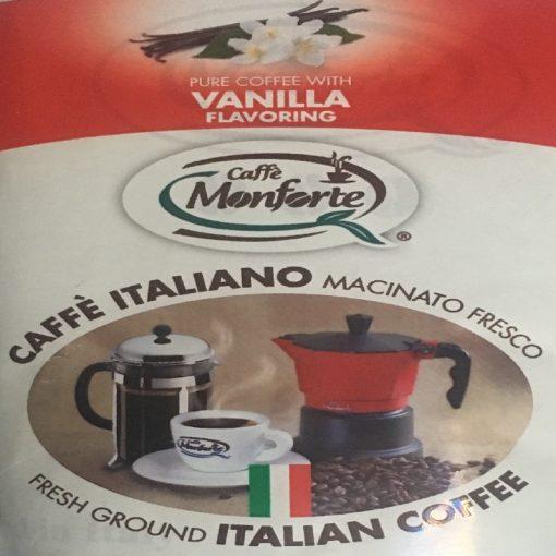 Cafe MonForte Vanila Flovoring