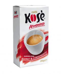 پودر قهوه کافی کوزه قرمزCaffè KosèArmonioso