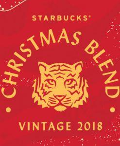 2018 StarBucks Christmas BLEND