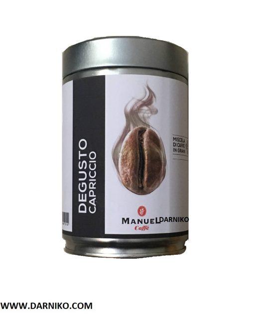 دانه قهوه مانوئل کافیکاپریچیو دگوستو