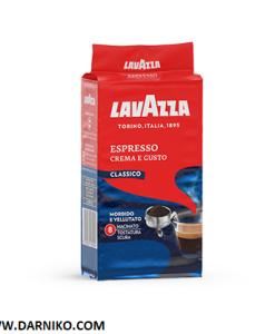 قهوه اسپرسو لاوازا کرما گوستو