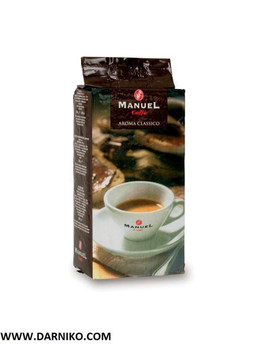 پودر قهوه مانوئل کافه آروما کلاسیکو Manuel Caffe Aroma Classico