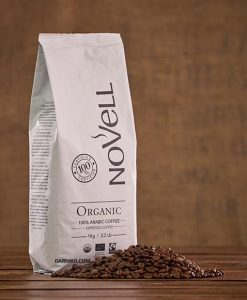 NoVeLL Coffee ORGANIC FAIR TRADE