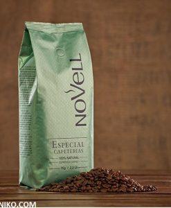 NOVELL COFFEE ESPECIAL CAFETERIAS