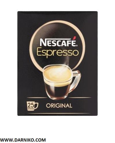 قهوه اسپرسو فوری اورجینال نسکافه NESCAFÉ Espresso