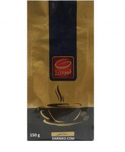 قهوه ترک ساده ژرژ 150 گرمی Turkish Coffee George