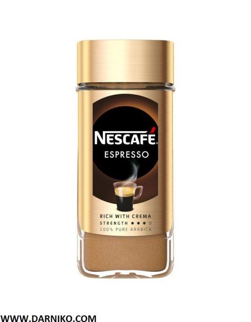 نسکافه اسپرسو فوری NESCAFÉ Espresso
