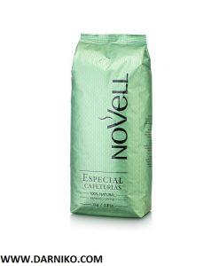 دانه قهوه اسپشیال کافه تریا NOVELL COFFEE ESPECIAL CAFETERIAS