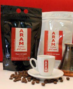 قهوه ترک دارک عربیکا آرام