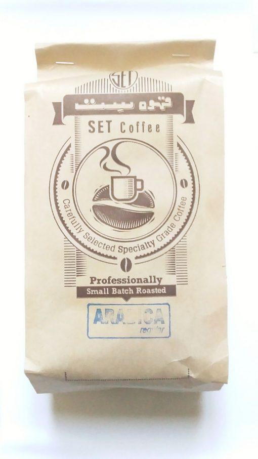 دان قهوه عربیکا ترکیبی ست