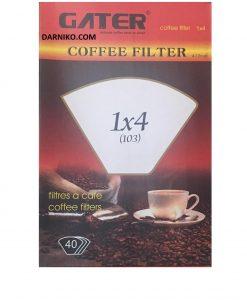 فیلتر کاغذی وی V60 گاتر