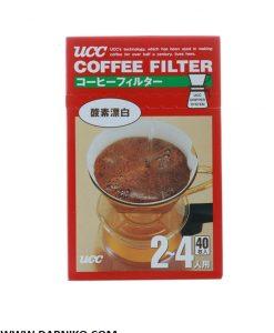 فیلتر کاغذی V60 ژاپنی UCC 102