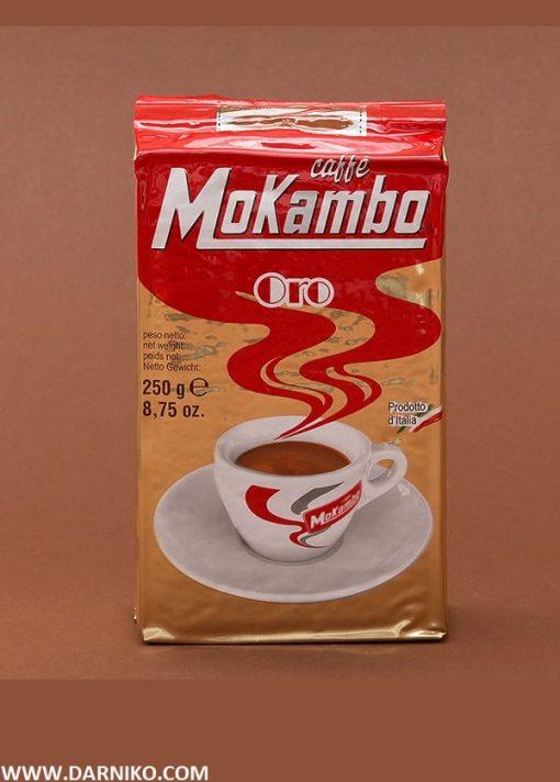 پودر قهوه اورو موکامبو پاکت وکیومی
