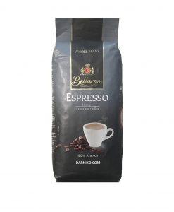 دانه قهوه اسپرسو عربیکا بلاروم 500 گرمی Bellarom Espresso