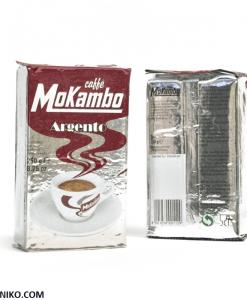 Caffe Mokambo Argento