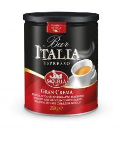 پودر قهوه ایتالیا بار اسپرسو گران کرما ساکوئلا