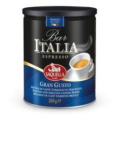 پودر قهوه گران گوستو اسپرسو ایتالیا بار ساکوئلا