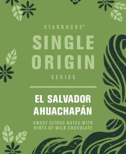 StarBucksSingle Origin