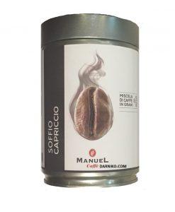 دانه قهوه مانوئل کافه سوفیو Manuel CaffeSoffio Capriccio